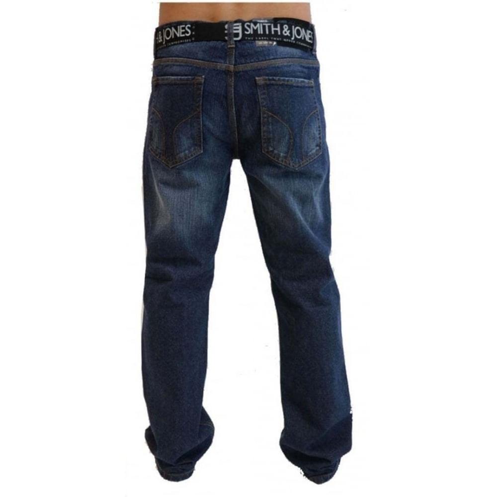 New-Men-s-Designer-Smith-and-Jones-Jeans-
