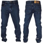 "Regular Fit Straight Leg 29"" Leg Jeans Stonewash"