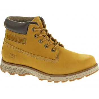 Caterpillar Founder Nubuck Boots Honey