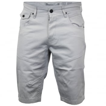 Crosshatch Men Amalaga Designer Cargo Chino Shorts Microchip