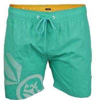 Crosshatch Mens Designer Ramirez Swimming Trunks Shorts Atlantis