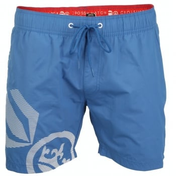 Crosshatch Mens Designer Ramirez Swimming Trunks Shorts Daphne