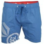 Crosshatch Mens Designer Ramirez Swimming Trunks Shorts Daphne
