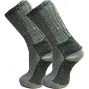 Fresh Feel New Socks Mens Merino Wool Boot Socks Adults 2 Pairs