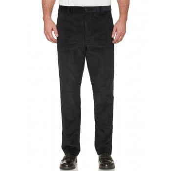Farah Classic Mens Howden Wale Cords Straight Leg Trouser Navy
