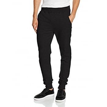 Firetrap Mens Ivon Slim Fit Sweat Pants Jogging Bottoms Black