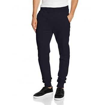 Firetrap Mens Ivon Slim Fit Sweat Pants Jogging Bottoms Navy