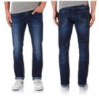 Jack & Jones Ben SC310 Skinny Fit Dark Used Look Jeans