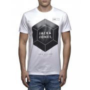 Casual Designer Crew Neck Joly T-Shirt White