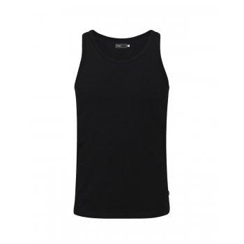Jack & Jones Casual Quality Plain Tank Top Vest Black