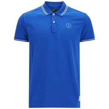 Jack & Jones Casual Thom Regular Fit Polo Shirts Turkish Sea