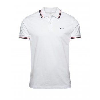 Jack & Jones Casual Thom Regular Fit Polo Shirts White