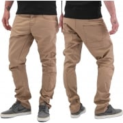 Jack & Jones Dale Colins Twisted Chinos Cornstalk