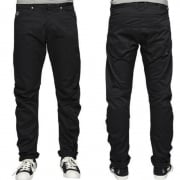 Designer Dale Colins Twisted Chino's Black