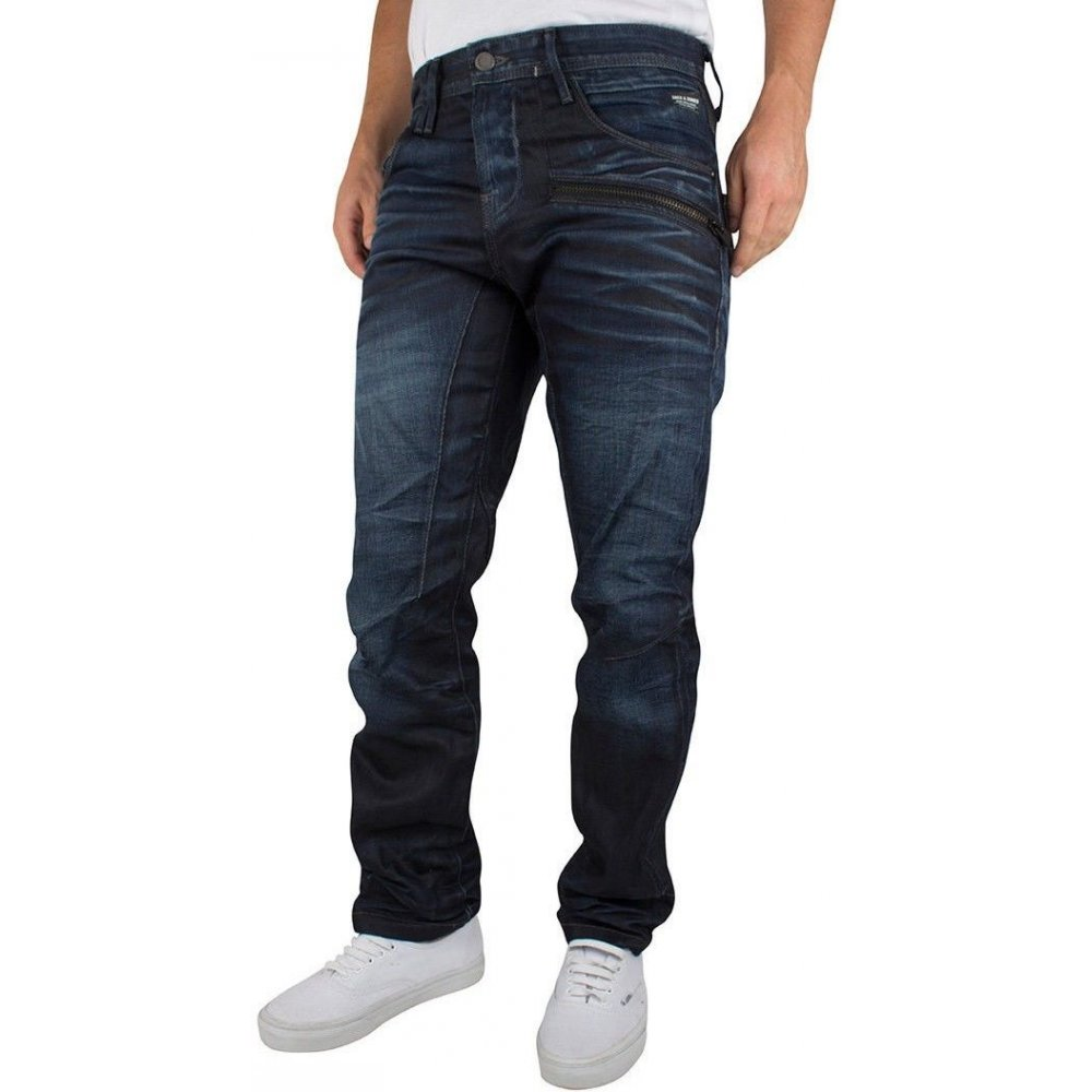 Jack and Jones Mens Stan Carbon Slim Jeans Jack & Jones Cheap Sale Exclusive Free Shipping Recommend Best Prices Sale Online Ii8kc