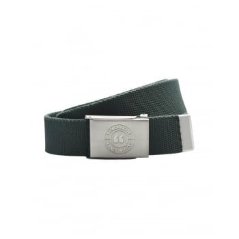 Jack & Jones Jack and Jones Designer Dna Woven Belt Jasper