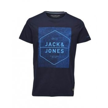 Jack & Jones Casual Designer Dry T Shirt Navy