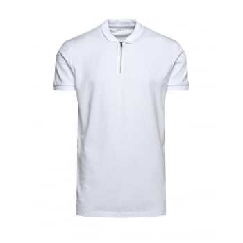 Jack & Jones Casual Frkiron Regular Fit Polo Shirts White