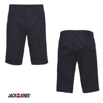 Jack & Jones Stan Lester Long Chino's Shorts Navy