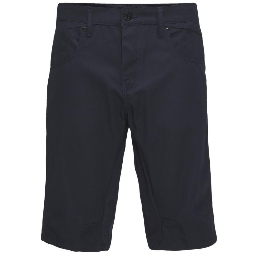 jack jones jack jones stan lester long chino 39 s shorts navy. Black Bedroom Furniture Sets. Home Design Ideas