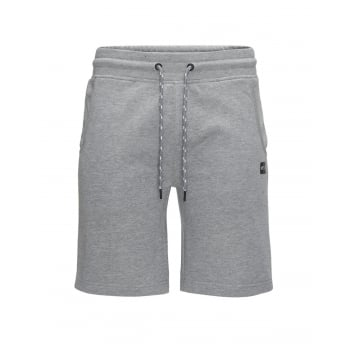 Jack & Jones Mens Corun Sweat Shorts Light Grey