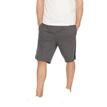 Jack & Jones Mens Harry Sweat Shorts Dark Grey