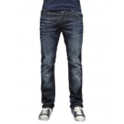 "Mens Jack & Jones 36"" Leg Designer Clark Regular Fit Jeans 218"