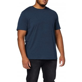 Jack & Jones Men's Jjeorganic Basic Tee SS O-Neck Noos Kingsize T-Shirt Navy