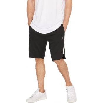 Jack & Jones Mens New Harry Sweat Summer Shorts Black