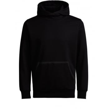 Jack & Jones Mens Wallen Sweat Hood Black