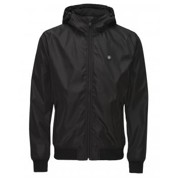 Jack & Jones Nad Casual Designer Bomber Jacket Black