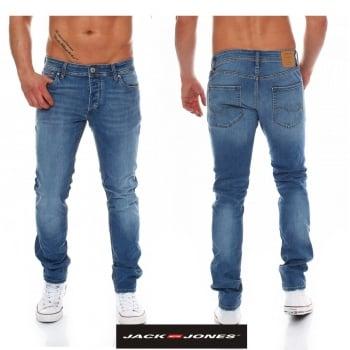 Jack & Jones Tim 007 Original Slim Fit Jeans Mid Used Look