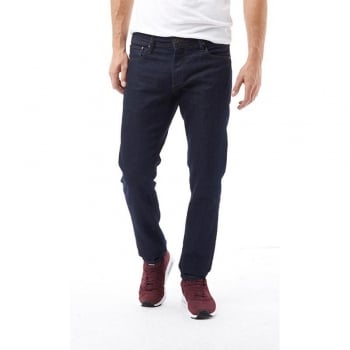 Jack & Jones Tim 008 Original Slim Fit Jeans Raw Indigo