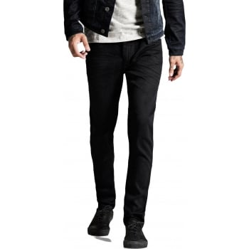 Jack & Jones Tim 298 Original Slim Fit Jeans Jet Black Denim
