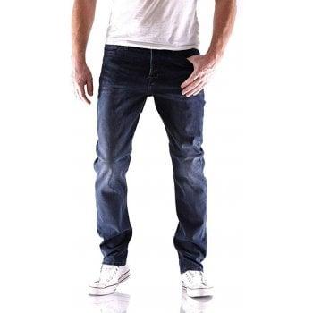 Jack & Jones Tim AGI 004 Original Slim Fit Jeans Dark Wash