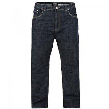 """Kam Jeans Kam 38"""" Leg Relaxed Fit Jeans Franky Ringspun Indigo"""