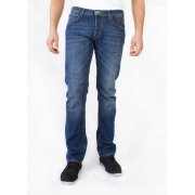 Daren Regular Slim Stonewash Used Look Jeans
