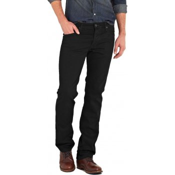 Lee Jeans Powell Mens Slim Fit Jeans Clean Black