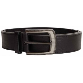 D555 Mens Duke D555 Samuel Double Bonded Buckle Leather Belt