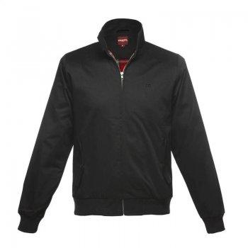 Merc London Vintage Retro Harrington Jacket Black