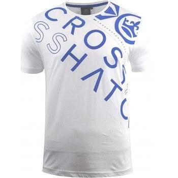 Crosshatch New Crosshatch Mens Lopezbrite Branded Designer Casual T Shirt