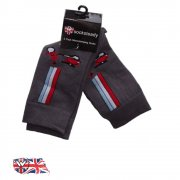 Warrior Retro Vespa Vintage Socksteady Socks pack of 2 pairs Mod Scooter