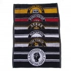 Warrior Set of 6 Northern Soul Themed Bar Limited Edition Bar Towels