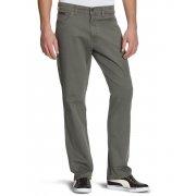 "Texas 36"" Leg Authentic Stretch Twill Jeans Army Grey"