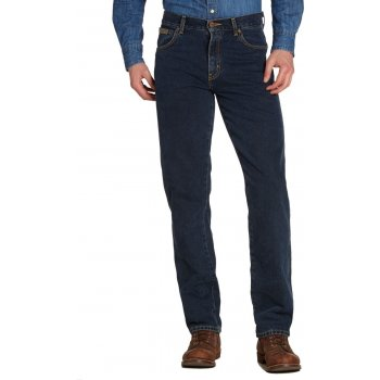 Wrangler Texas Regular Fit Authntic Ink Wash Jeans