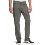 Texas Regular Fit Stretch Twill Jeans Army Grey