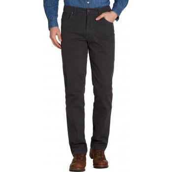 Wrangler Texas Stretch Moleskin Regular Fit Jeans Navy Grey