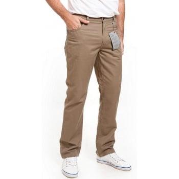 Wrangler Texas Stretch Twill Soft Fabric Jeans Safari Khaki