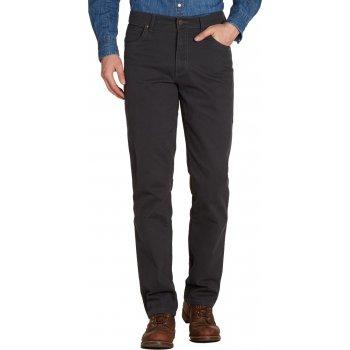 Wrangler Texas Stretch Moleskin Regular Fit Jeans Navy Grey