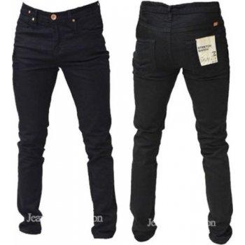 Zico Jeans Designer Super Skinny Leg Stretch Jeans Jet Black